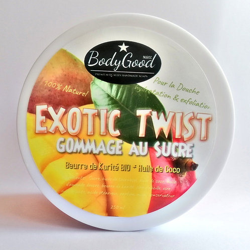 Exotic Twist Sugar Scrub