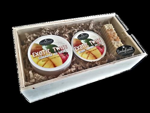 Dry Skin Gift Wood Box
