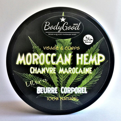 Moroccan Hemp Butter
