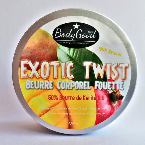 Exotic Twist Shea Butter