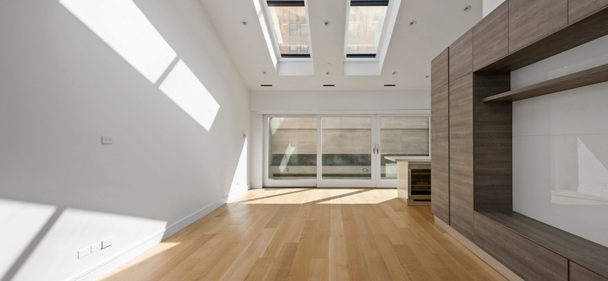 BOW BUILDING INTERIORS, BROUGHT BACK TO LIFE BY NEW YORK DESIGN ARCHITECTS, LLP