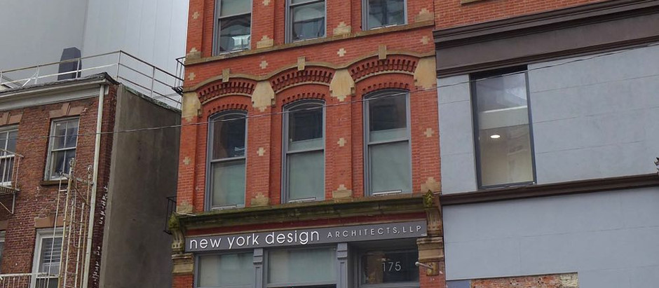 The History of 175 W. Broadway