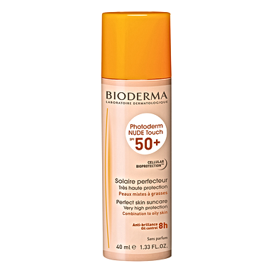Photoderm NUDE Touch SPF 50+ Tono Natural 40 ml