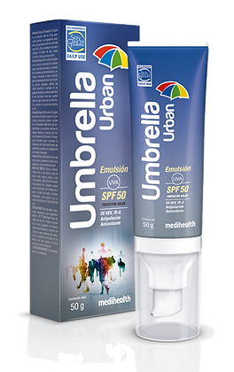 Umbrella Urban SPF 50 50g