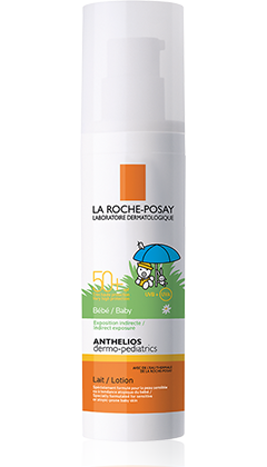 Anthelios Dermo-Pediatrics Lait Baby FPS50+ 50ml