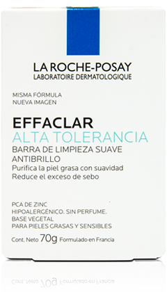 Effaclar Barra Alta Tolerancia 70g