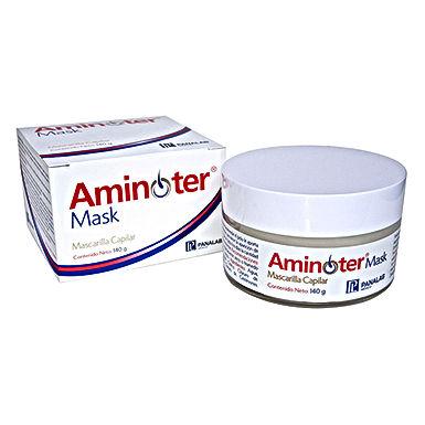 Aminoter Mask Mascarilla Capilar Regeneradora 140g