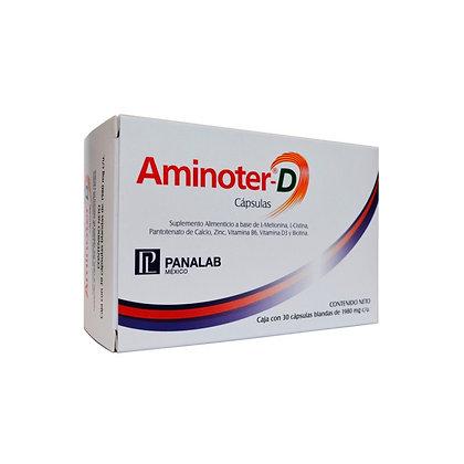 Aminoter D Cápsulas C/30