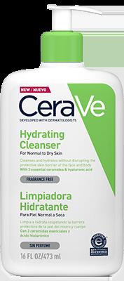 Cerave Limpiadora Hidratante 473ml