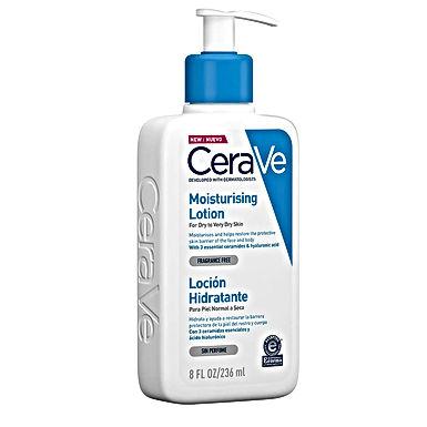 CeraVe Loción Hidratante para Piel Normal a Seca 236ml