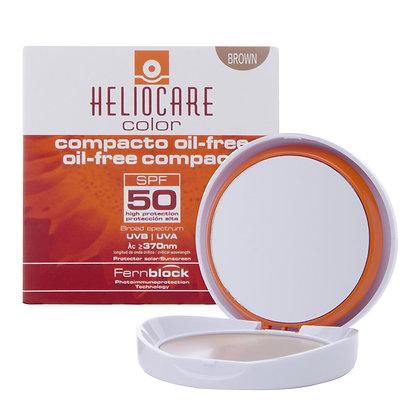 HELIOCARE COMPACTO OIL FREE BROWN 10gr