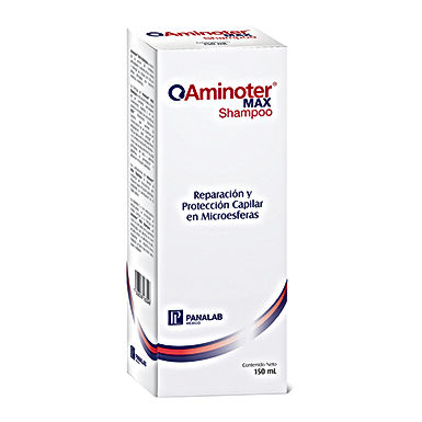 Aminoter MAX Shampoo Anticaida 150ml