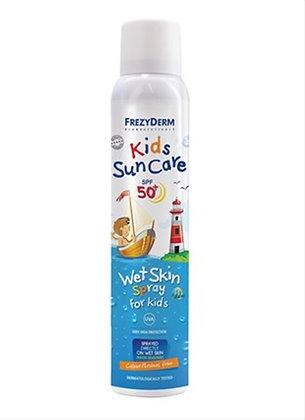 Frezyderm Kids Sun Care SPF50+ Wet Skin Spray 200ml