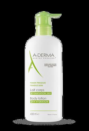 A-Derma Leche Hidratante Corporal 400ML