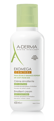 A-Derma Exomega Control Crema 400ml