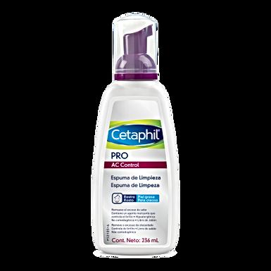 Cetaphil® Dermacontrol Espuma de Limpieza 236ml