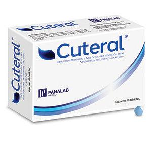 Cuteral Suplemento Alimenticio C/30 tabletas
