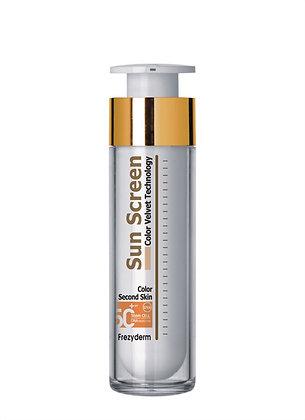 Frezyderm Sunscreen Color Velvet Face Cream FPS50+ 50ml