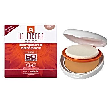 HELIOCARE COMPACTO MINERAL MEDIO 10gr