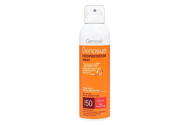 GENOSUN Fotoprotector Spray SPF50 200ml