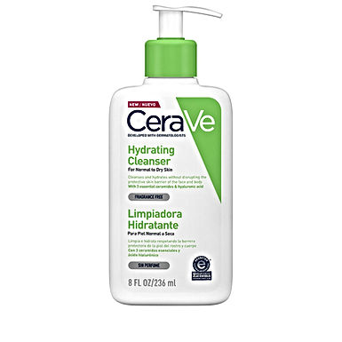 Cerave Limpiadora Hidratante 236ml