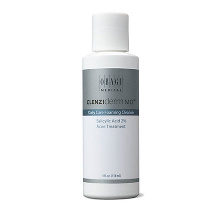 Clenziderm MD | Daily Foaming Cleanser 118ml