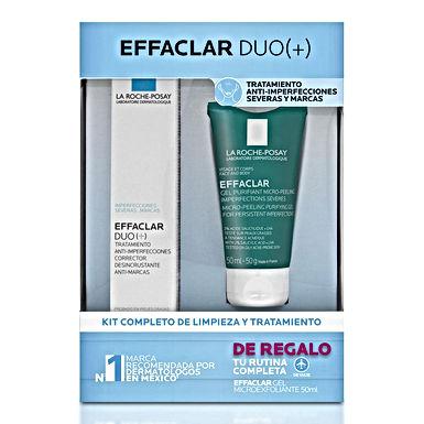 Set Effaclar Dúo + Mini Gel