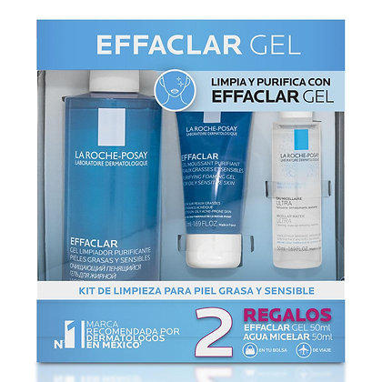 Set Effaclar Gel 400ml