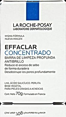 Effaclar Barra Concentrada 70g
