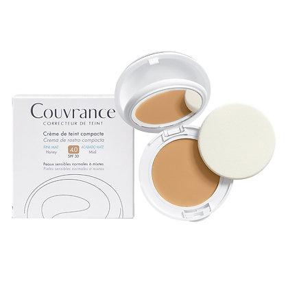 Avene Maquillaje Compacto Oil Free 4.0 Miel 10Gr