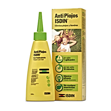 Isdin Anti-Piojos Gel 100ml