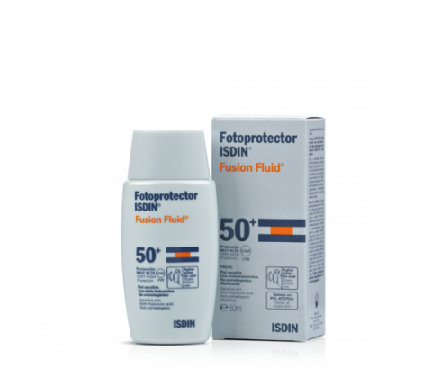 Fotoprotector ISDIN Fusion Fluid SPF 50+