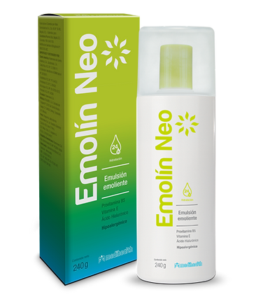 Emolín Neo Emulsion Emoliente 240g