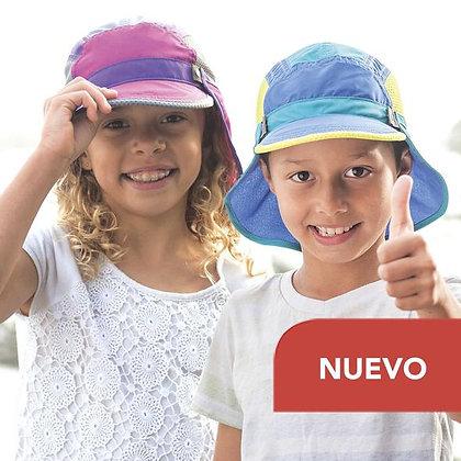 Kids Sun Chaser Gorra Niño UPF50+