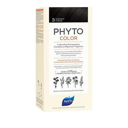 PHYTOCOLOR 3 Castaño Oscuro
