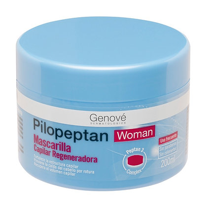 Pilopeptan Woman Mascarilla Capilar Regeneradora 200ml