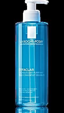 Effaclar Gel Limpiador Facial 400ml