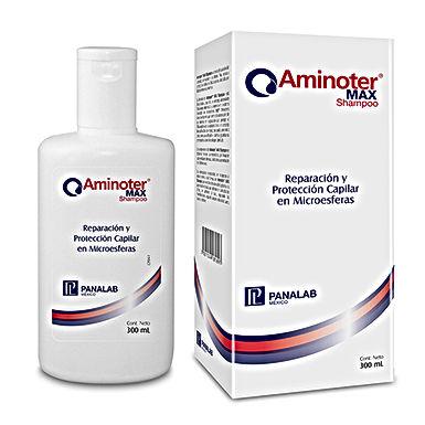 Aminoter MAX Shampoo Anticaida 300ml
