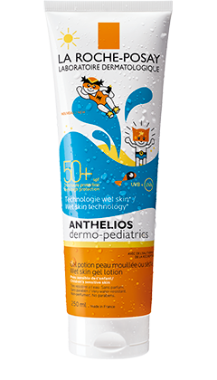 Anthelios Dermo-Pediatrics Wet Skin FPS50+ 250ml