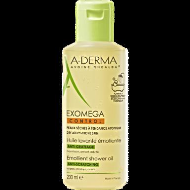 A-Derma Exomega Control Aceite de Ducha 200ML