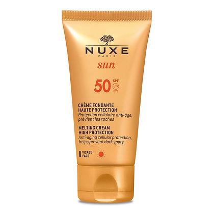 NUXE Sun Crema Facial Alta Protección FPS50 50ml