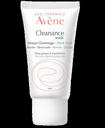 Avene Cleanance Mascarilla Exfoliante 40Ml