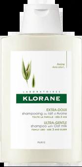 Shampoo de Leche de Avena