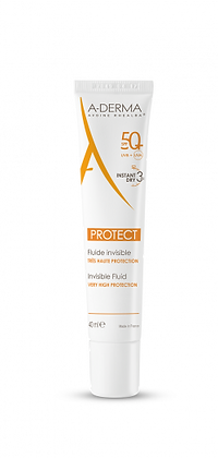 A-Derma Protect Fluido Invisible FPS50+ 40ML