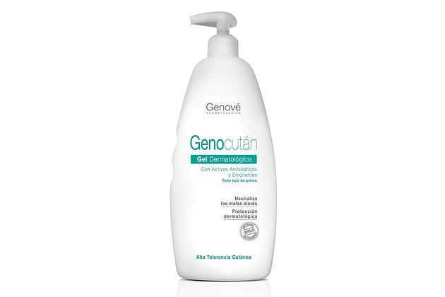 GENOCUTAN Gel Dermatológico pH 5.5 500ml.