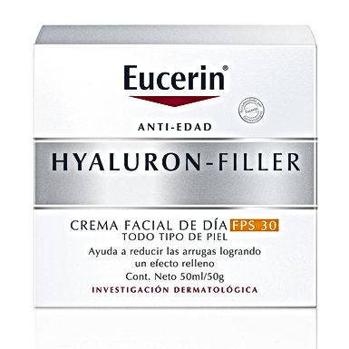 EUCERIN HYALURON-FILLER FPS 30 50ml