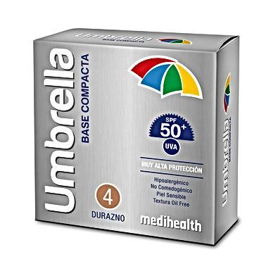 Umbrella Base Compacta 4 Durazno 11g