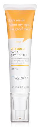 Crema Facial con Vitamina C 60ml