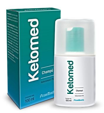 Ketomed Shampoo 100ml