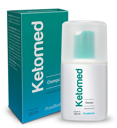Ketomed Shampoo 100ml